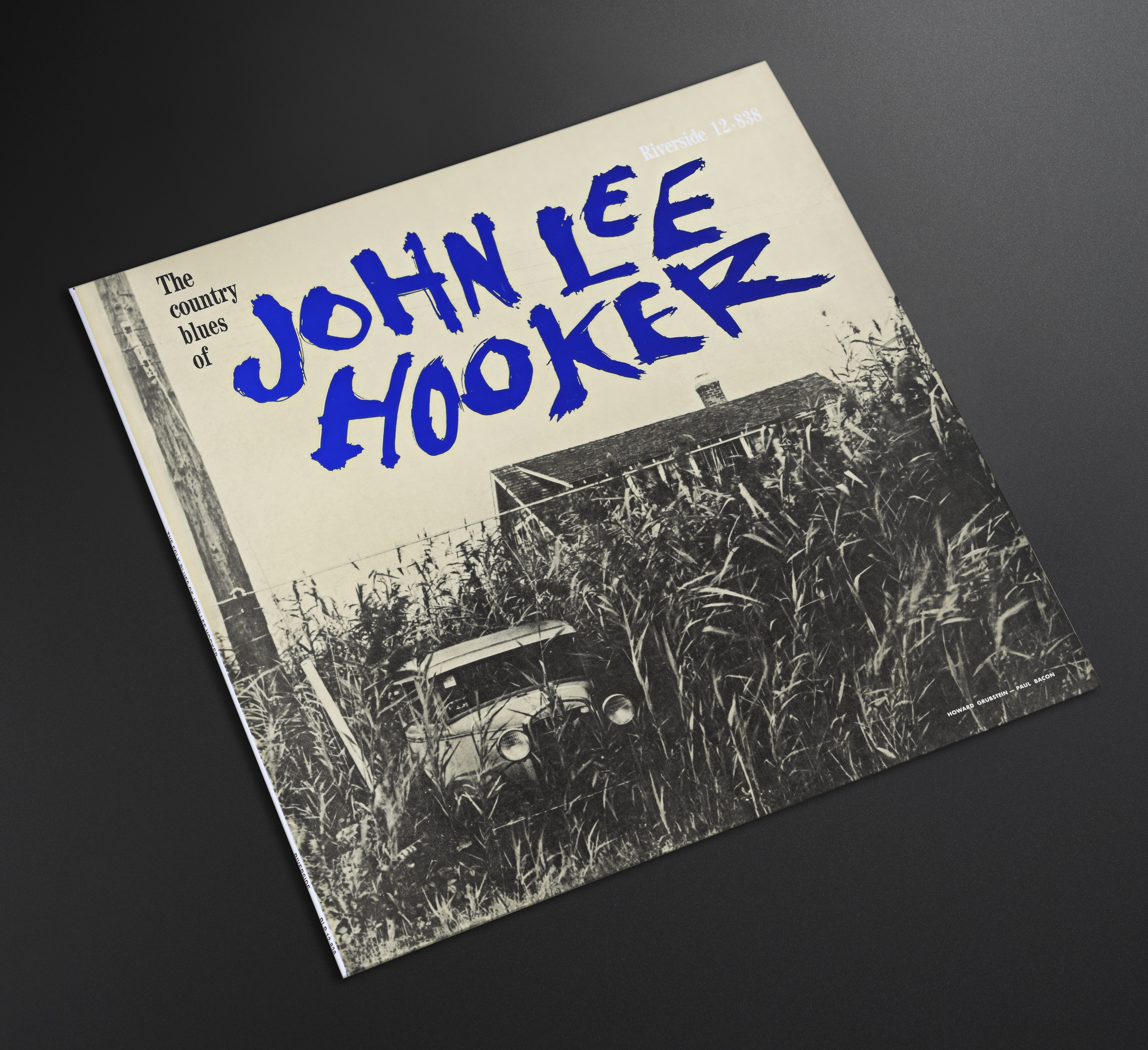 ERC041 John Lee Hooker - The Country Blues of John Lee Hooker