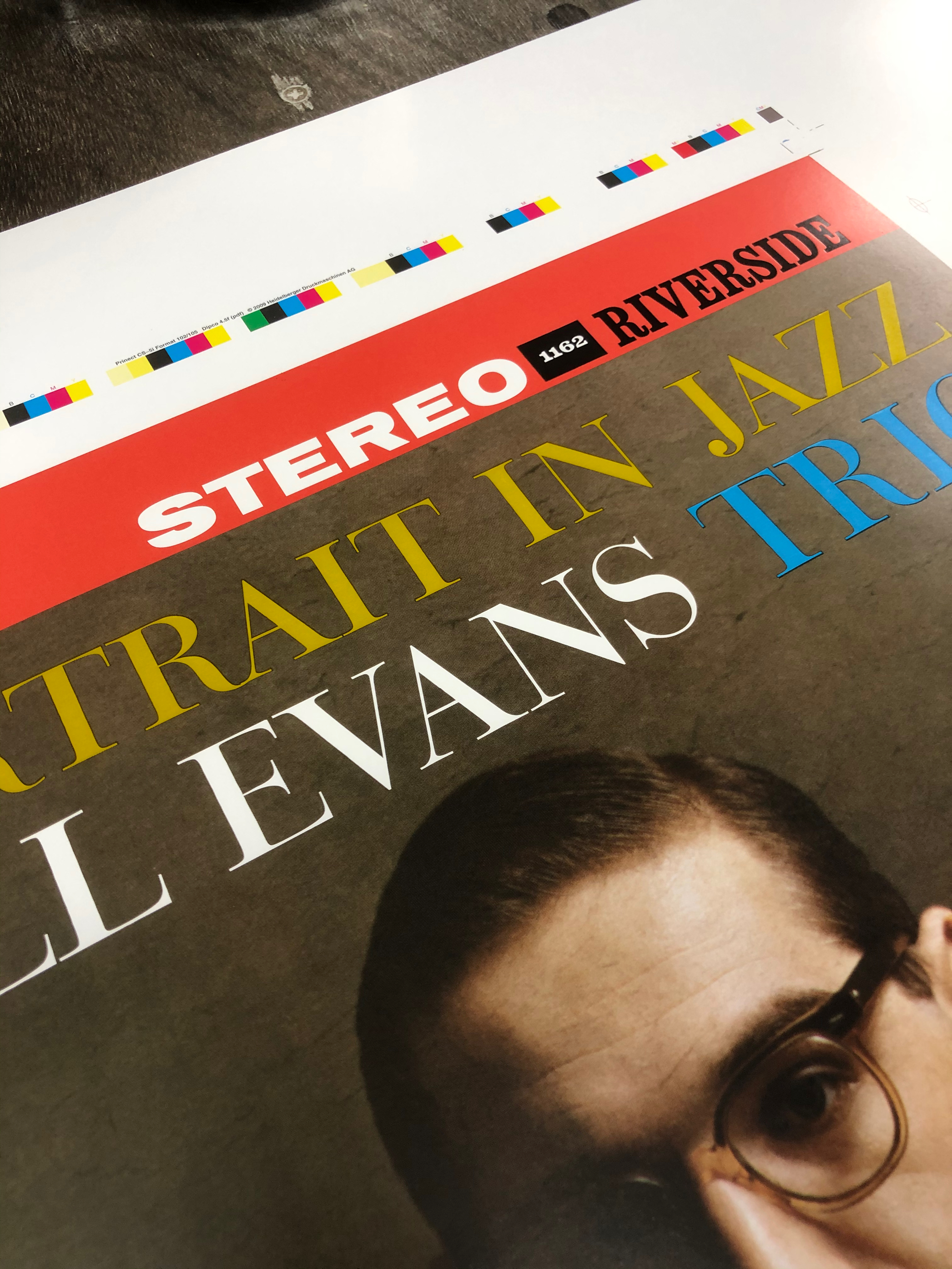 ERC052S Bill Evans Trio - Portrait In Jazz (Stereo)